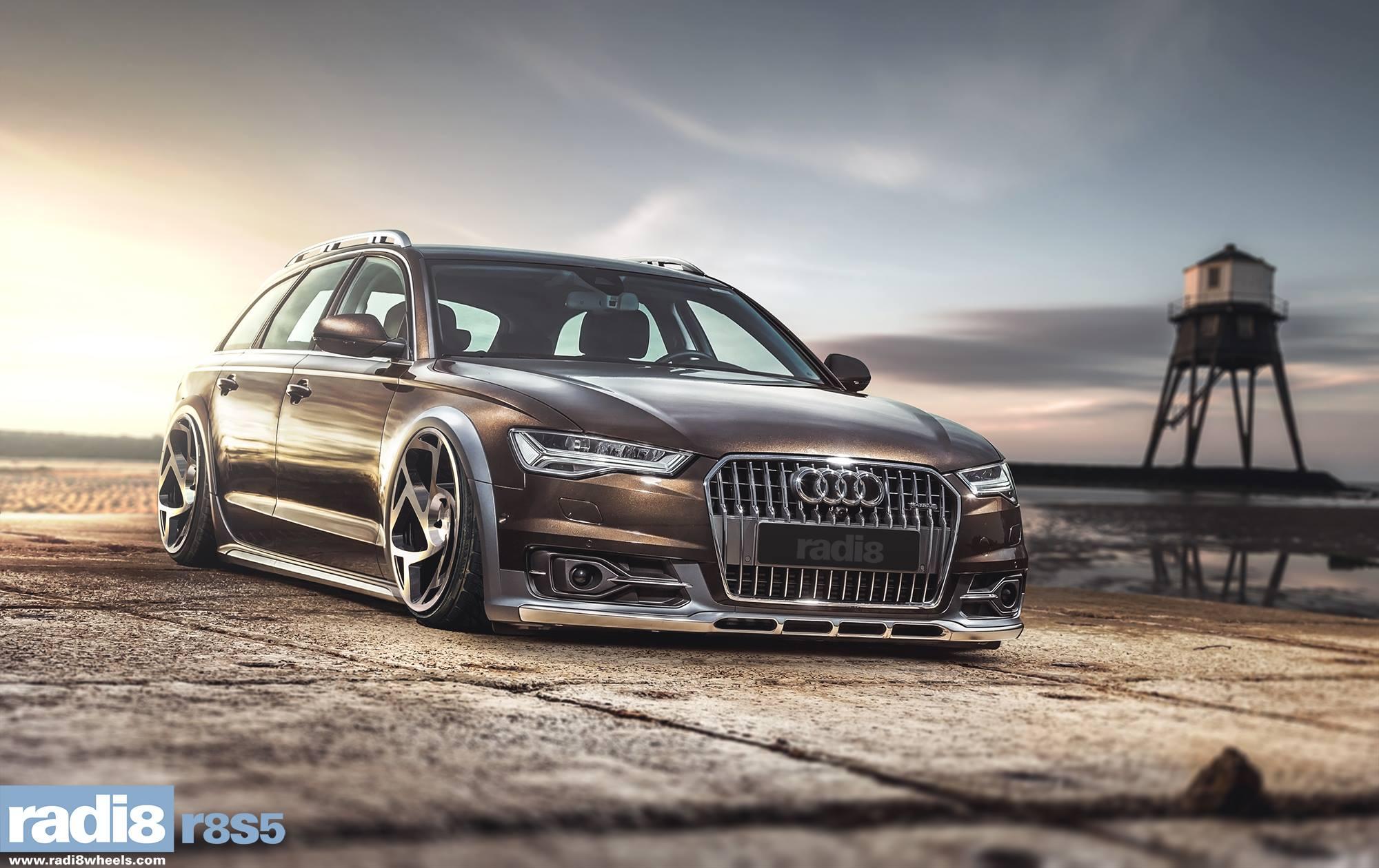 Radi8 R8S5 - Audi A6 Allroad