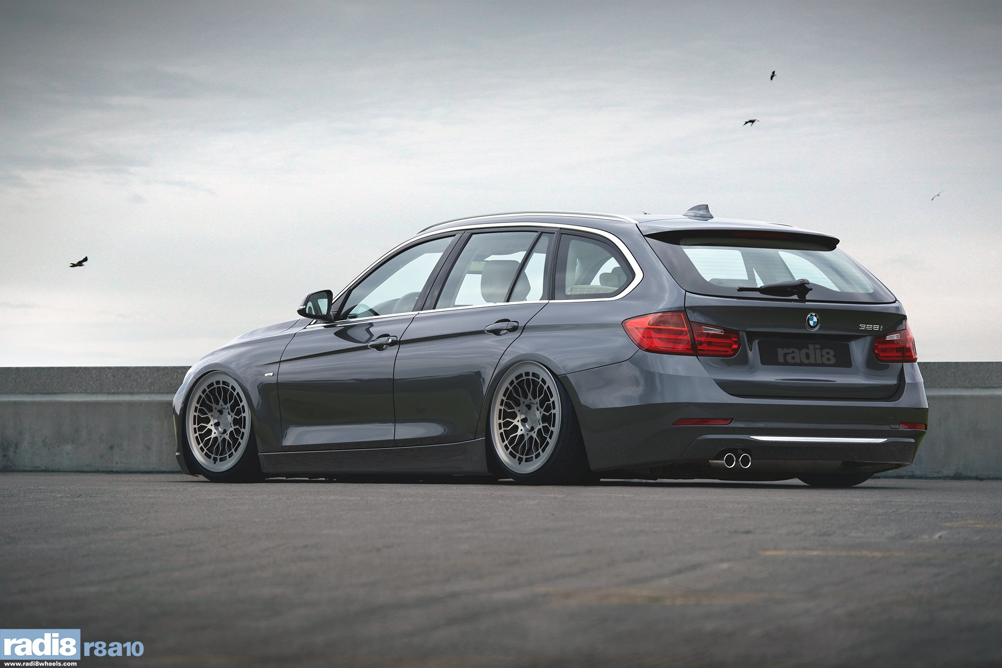 Radi8 R8A10 - BMW 3 Series Touring