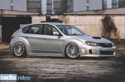 Radi8 R8B12 - Subaru Impreza WRX