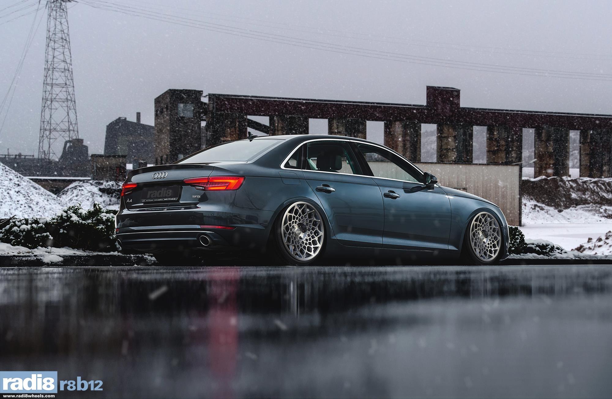 Radi8 R8B12 - 2015 Audi A4