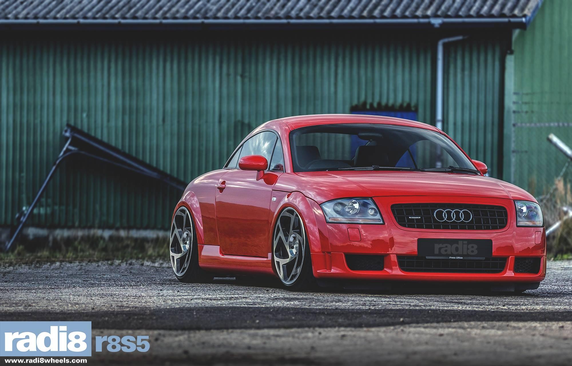 Radi8 R8S5 - Audi TT Quattro Coupe