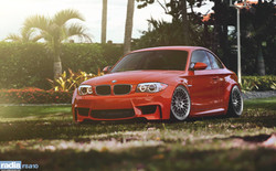 Radi8 R8A10 Wheels - BMW 1M Coupe