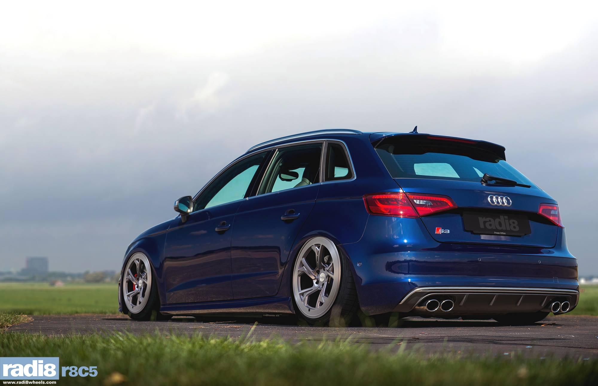 Radi8 R8C5 - Audi S3 Sportback