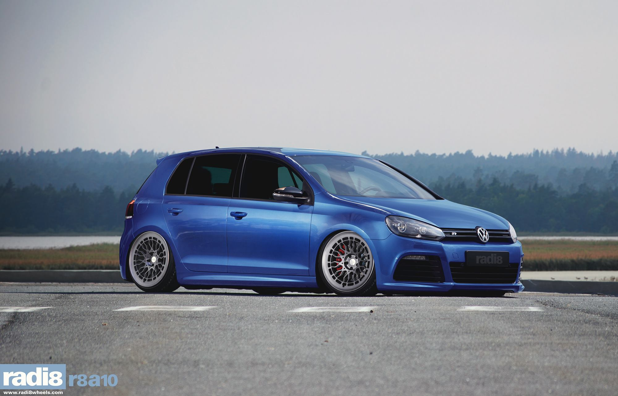 Radi8 R8A10 - Volkswagen Golf R