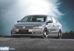 Radi8 R8S5 Wheels - Volkswagen Passat