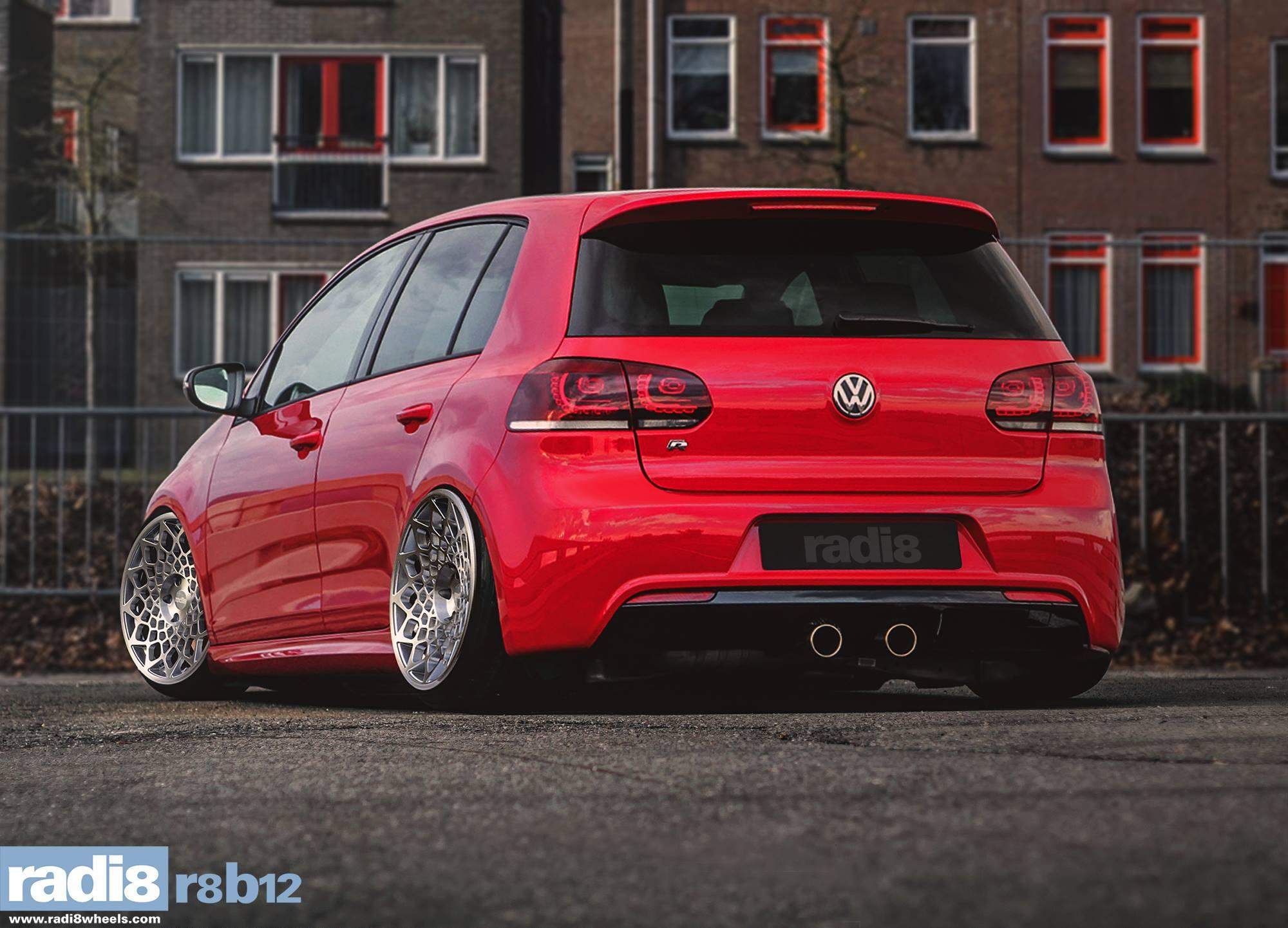 Radi8 R8B12 - Volkswagen Golf R