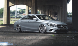 Radi8 R8C5 (now in stock) , Mercedes Benz CLA 180