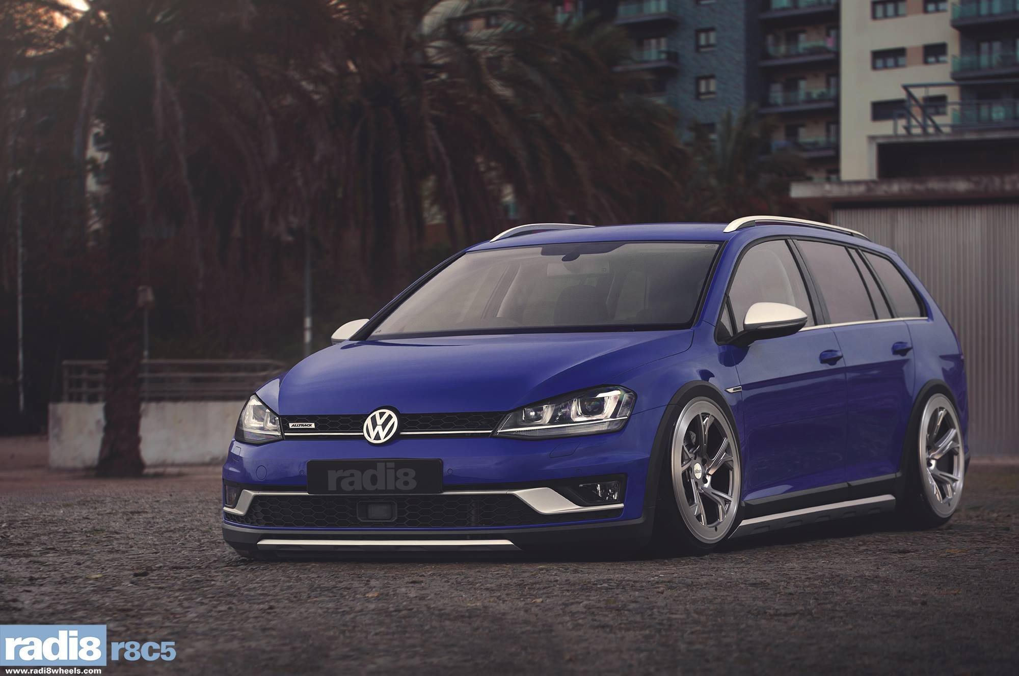 Radi8 R8C5 - Volkswagen Golf Alltrack