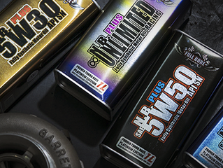 ENGINE WITH FULL BORE MOTOR OIL; SPEED UP THE WAY YOU DESIRE!