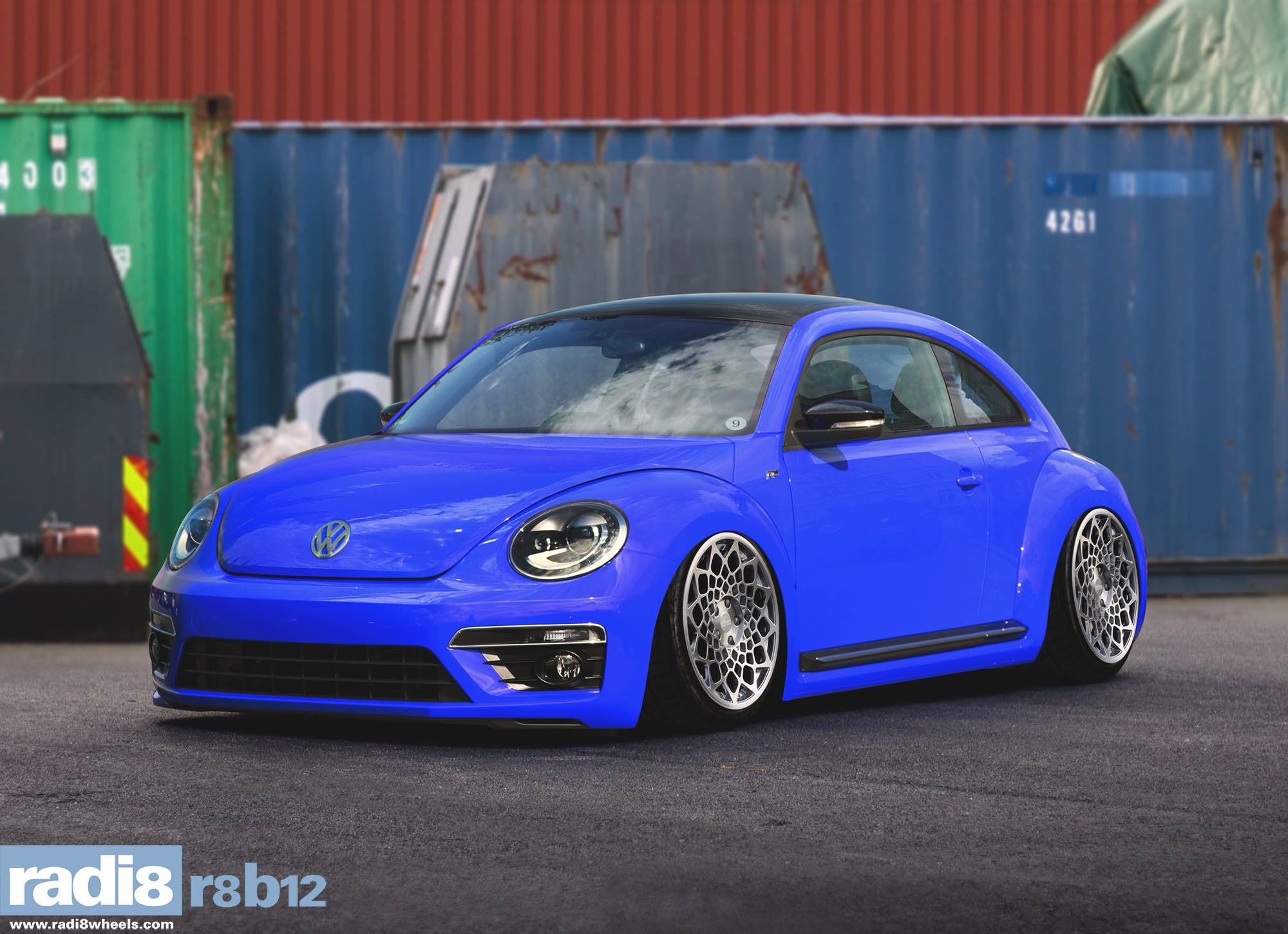 Radi8 R8B12 - Volkswagen Beetle R