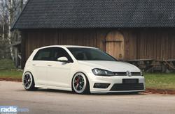 Radi8 R8C5 - Volkswagen Golf R-line