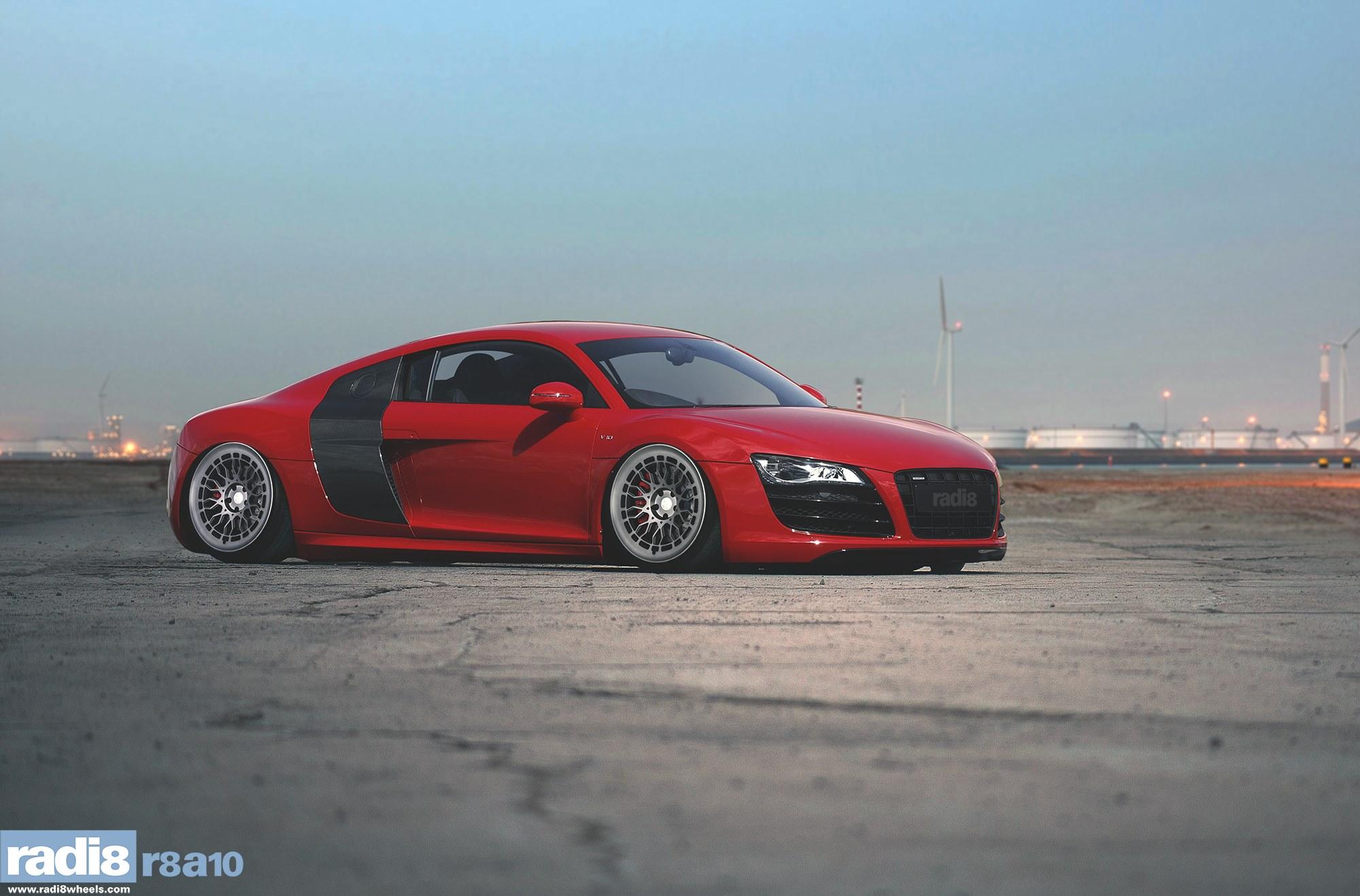 Radi8 R8A10 - Audi R8 V10