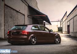 Radi8 R8S5 - Audi A3 Sline