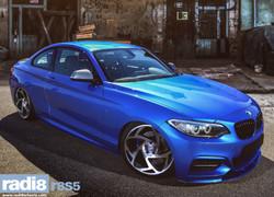 Radi8 R8S5 - BMW M235I