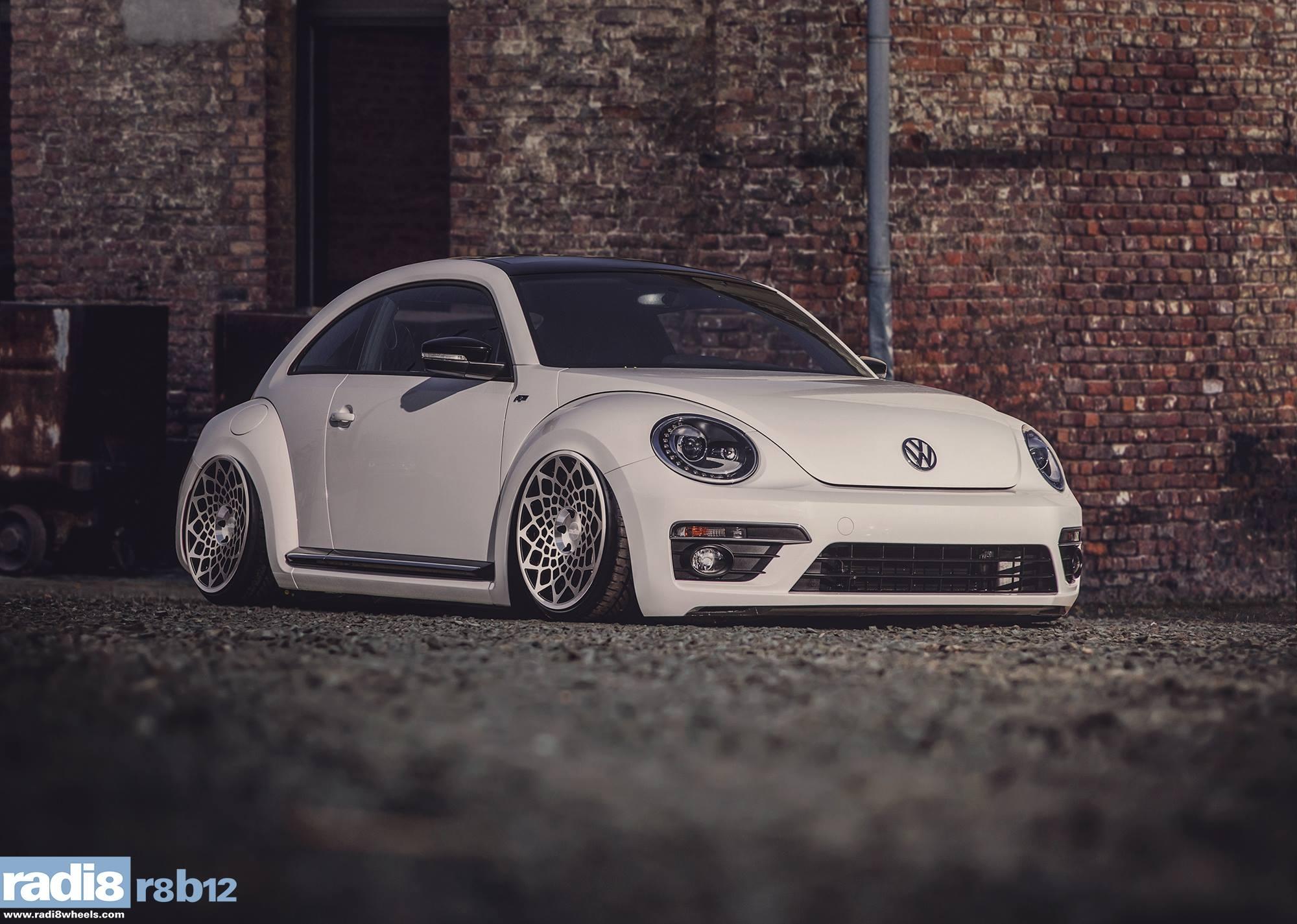 Radi8 R8B12 Wheels - Volkswagen Beetle R