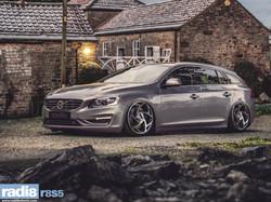Radi8 R8S5 Wheels - Volvo V60