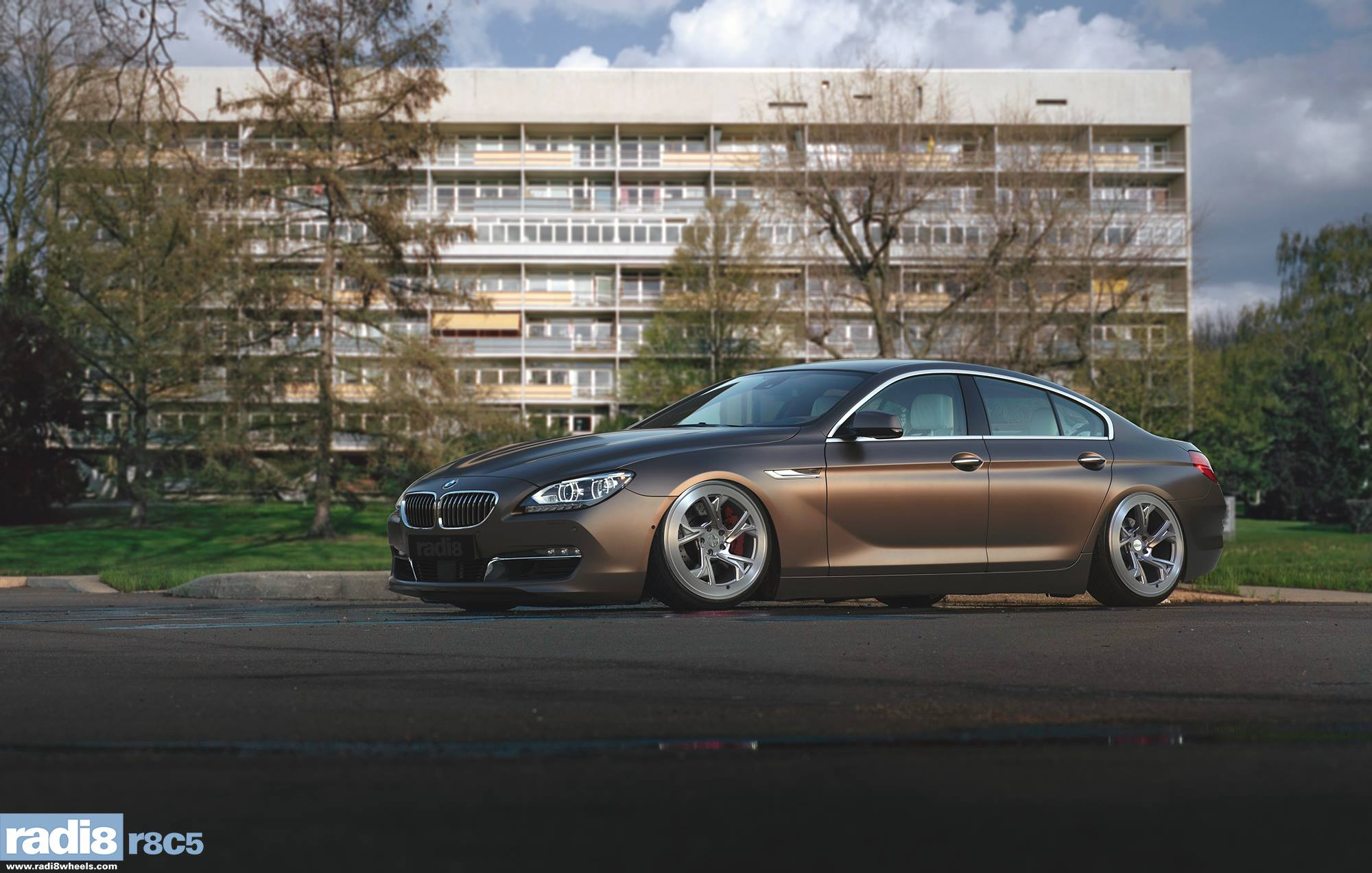 Radi8 R8C5 - BMW 640D Grand coupe