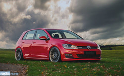 Radi8 R8A10 Wheels - Volkswagen Golf