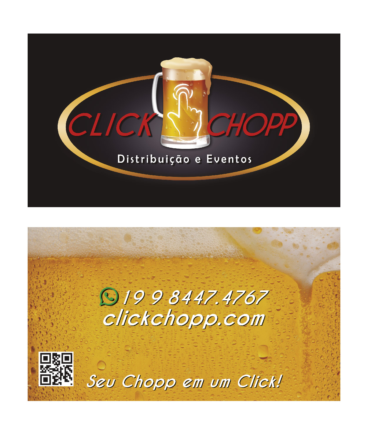 Clik Beer CARTÃO-01