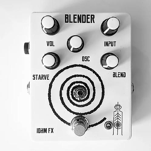 BLENDER  - IOHMFX