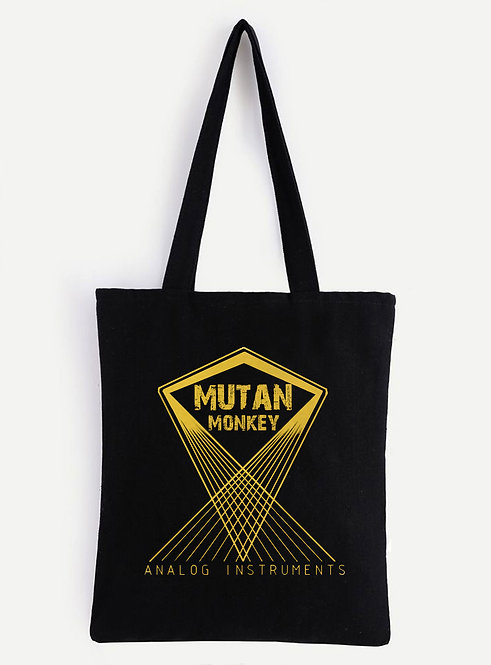 Mutan  Monkey Tote Bag