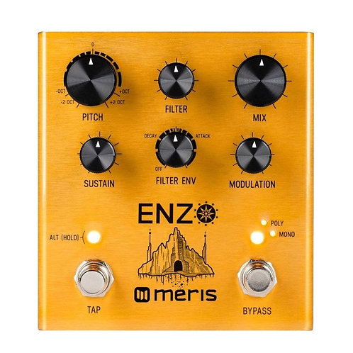 ENZO-MERIS- SYNTH PEDAL