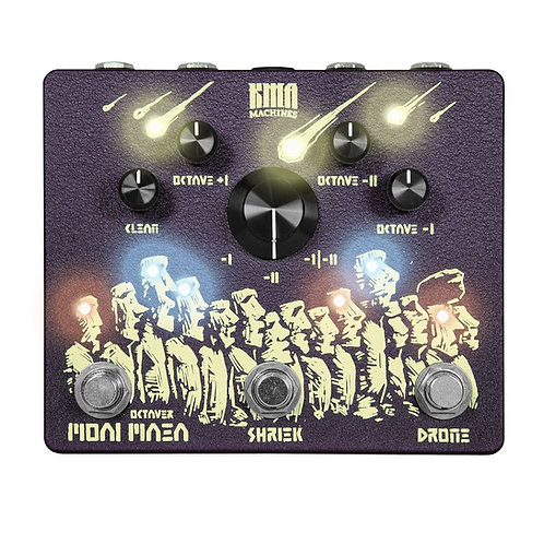 MOIA MAEA -KMA- MONOPHONIC ANALOG SUBSONIC POWER OCTAVER