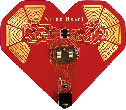 WIRED HEART-TUBBUTEC