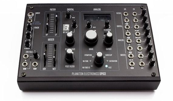 SPICE-PLANKTON ELECTRONICS