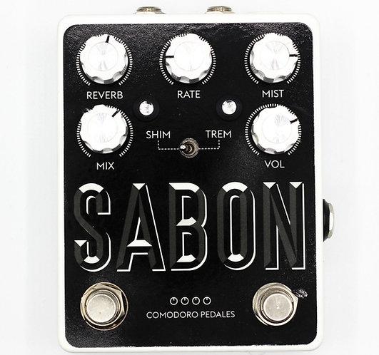 SABON- Reverb-Tremolo -COMODORO