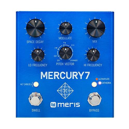 MERCURY 7-MERIS REVERB