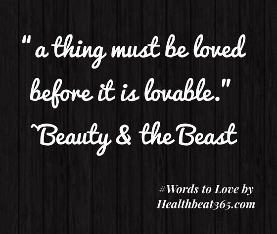 Words to Love by...  LOVE.