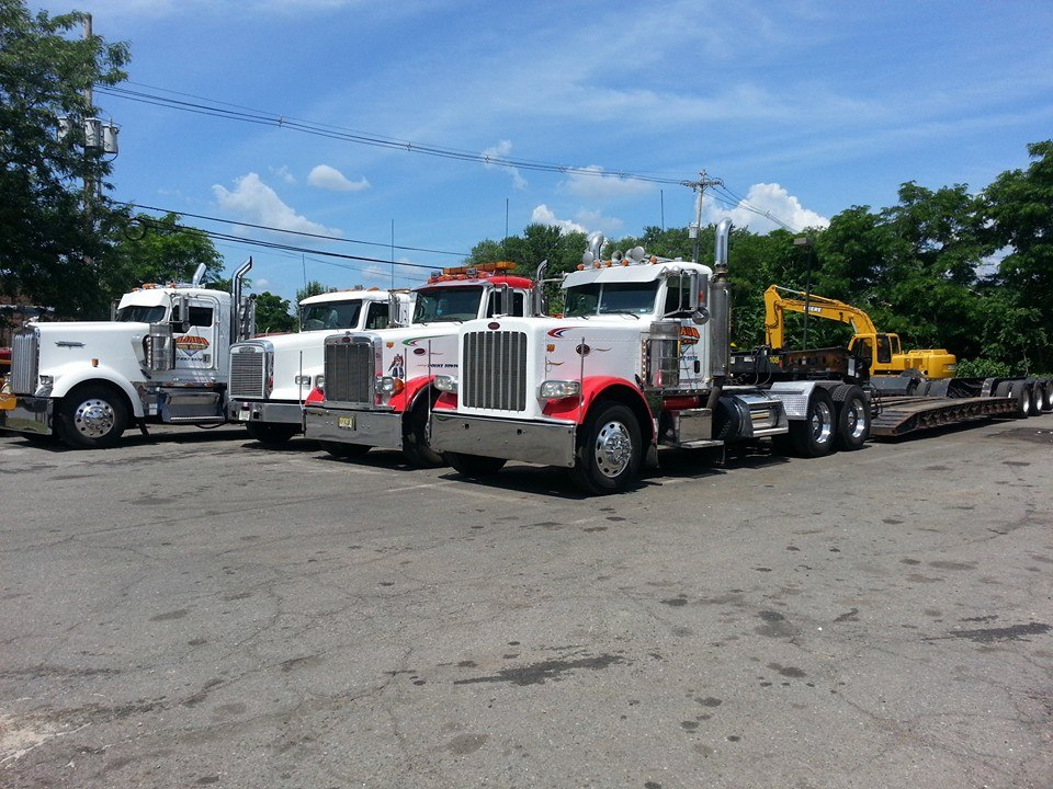 Ajaco Towing Equipment Transport