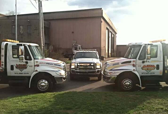 Ajaco Towing Tow Truck Fleet