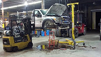 Ajaco Auto Repair Parsippany NJ, C&L Auto Repair, oil changes, wheel alignments, transmission fluid flush, tire rotation, wheel alighment, truck maintenance, check engine light, AAA recommended service facility, ajaco heavy duty truck rigging