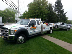 Ajaco Towing & Recovery NJ
