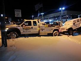 car towing Parsippany NJ