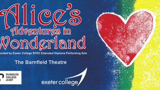 'Alice's Adventures in Wonderland' - Exeter College 2016
