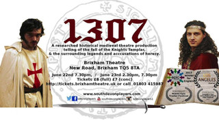 '1307' - South Devon Players Theatre & Film Company 2018