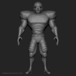 footballPlayerA_zBrushScreenGrab_front_v01
