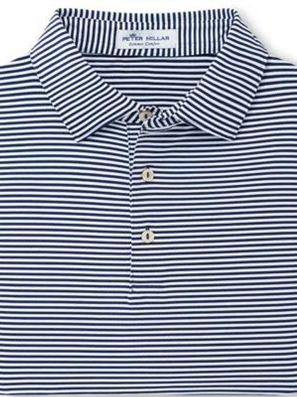 Peter Millar - Hales Stripe Stretch Jersey