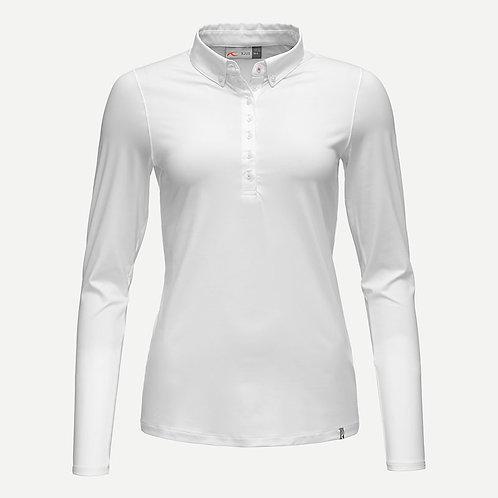 Kjus - Women's Scotscraig Polo Long Sleeve