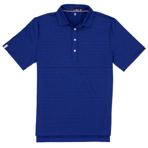 RLX Feed Stripe Airflow Polo,