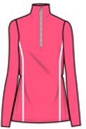 Kinona Keep It Covered LS Golf Top