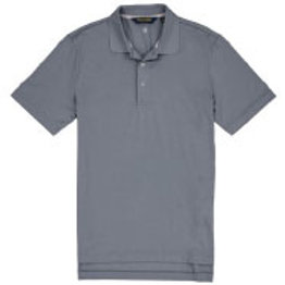 RLX Golf - Men's RLX Solid Airflow - Boulder Grey Heather