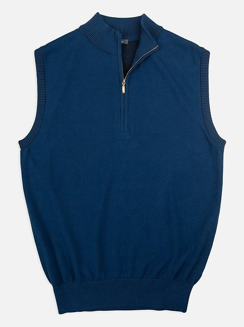 Turtleson Sweater Vest, Navy