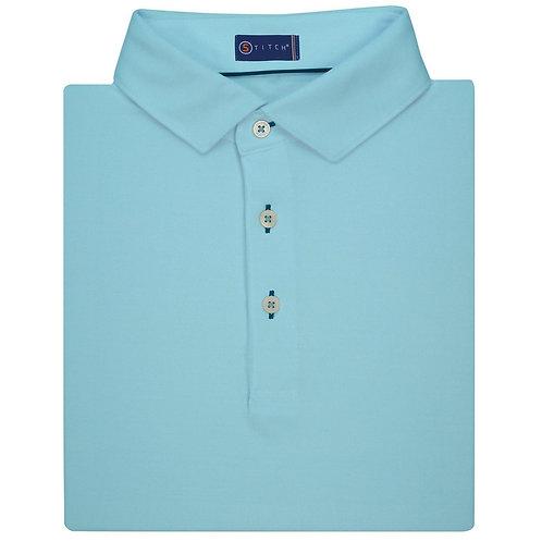 Stitch - Solid Oxford - Stitch Blue
