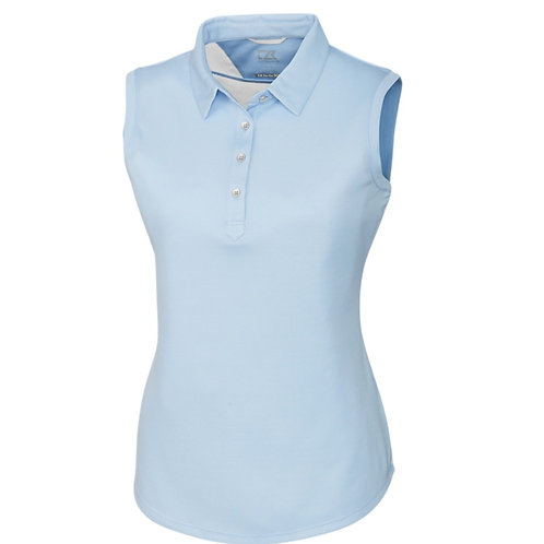 Cutter&Buck Clare Polo Light Blue