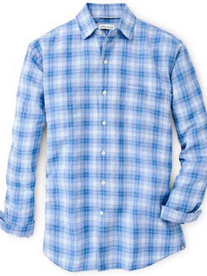 Peter Millar - Seaside Tamarama Plaid Sport Shirt