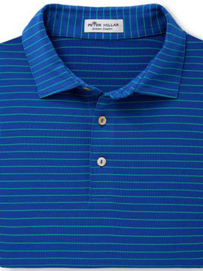 Peter Millar - Crafty Stripe Stretch Jersey
